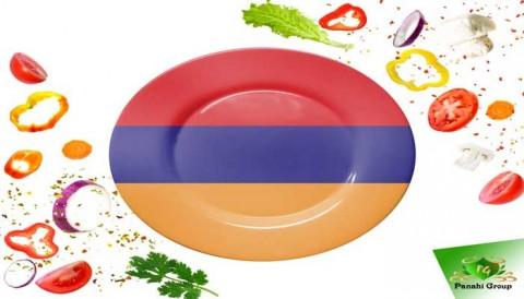 صادرات کاهو به ارمنستان